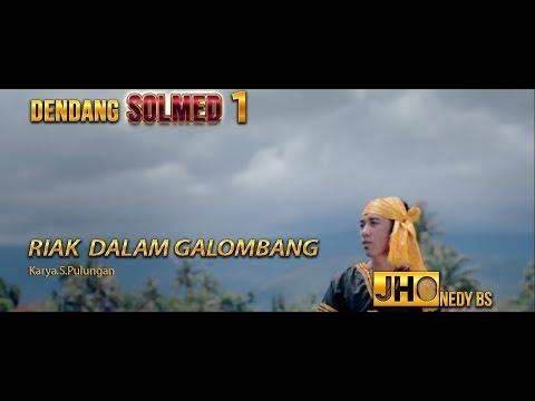 Lagu Baru - Jhonedy BS - Riak Dalam Galombang (Official Video HD)