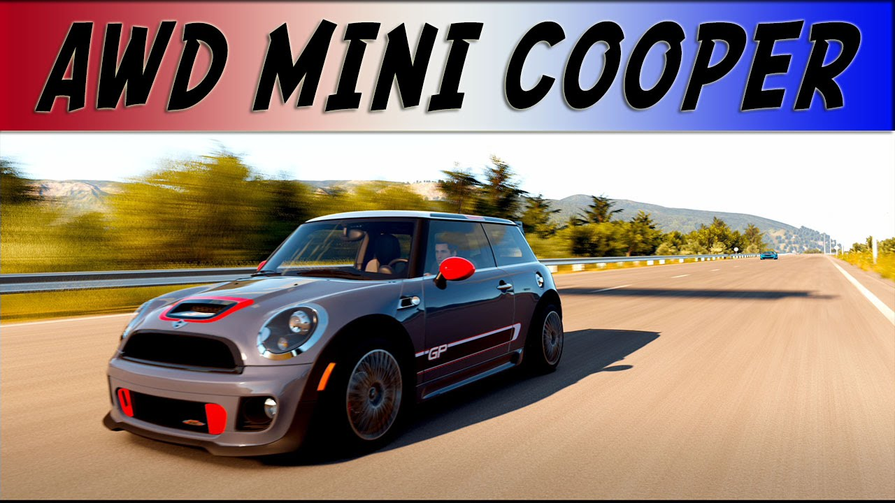 fh2: awd monsters ep 50 - 2012 mini cooper fully built (400+ hp