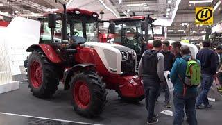Чем белорусский МТЗ удивил посетителей международной выставки в Германии?