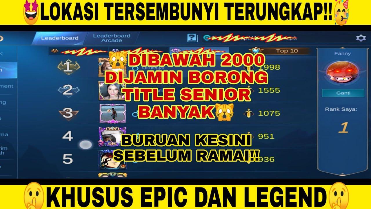 LOKASI HERO POWER TERENDAH - BEST LOCATION - NEGARA MMR ...