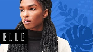 Ari Fitz on Growing up Queer and Redefining Beauty | Fashion For All | ELLE