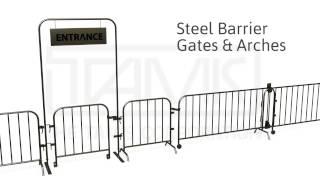 Blockader Gates Arches