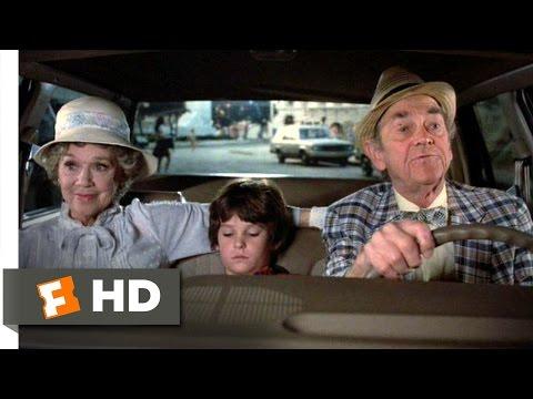 Cloak & Dagger (6/10) Movie CLIP - The Three-Fingered Lady (1984) HD