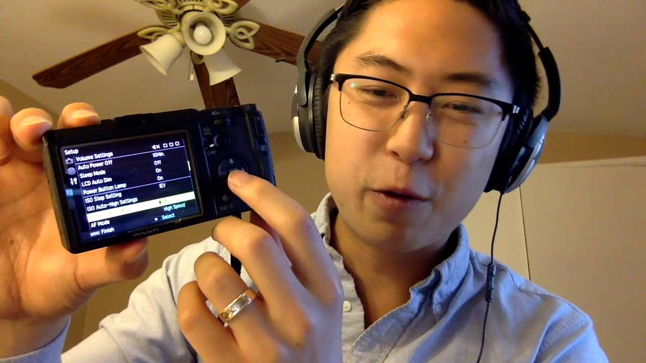How to Setup the Ricoh GR II for Street Photography and Technical Settings