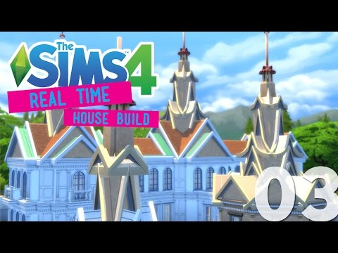 The Sims 4 House Building: Thailand Royal Palace - Part 3 - (Real Time)