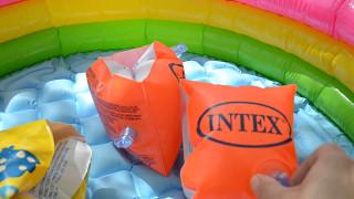 видео Детские товары компании Intex