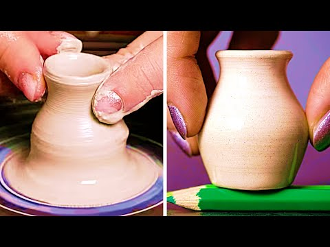 25+ POTTERY CRAFTS FOR HOME
