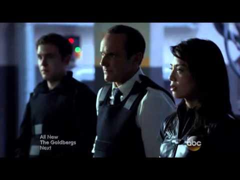 Agents of S H I E L D S1 Ep7 Turn, Turn, Turn Bill Paxton as John Garrett