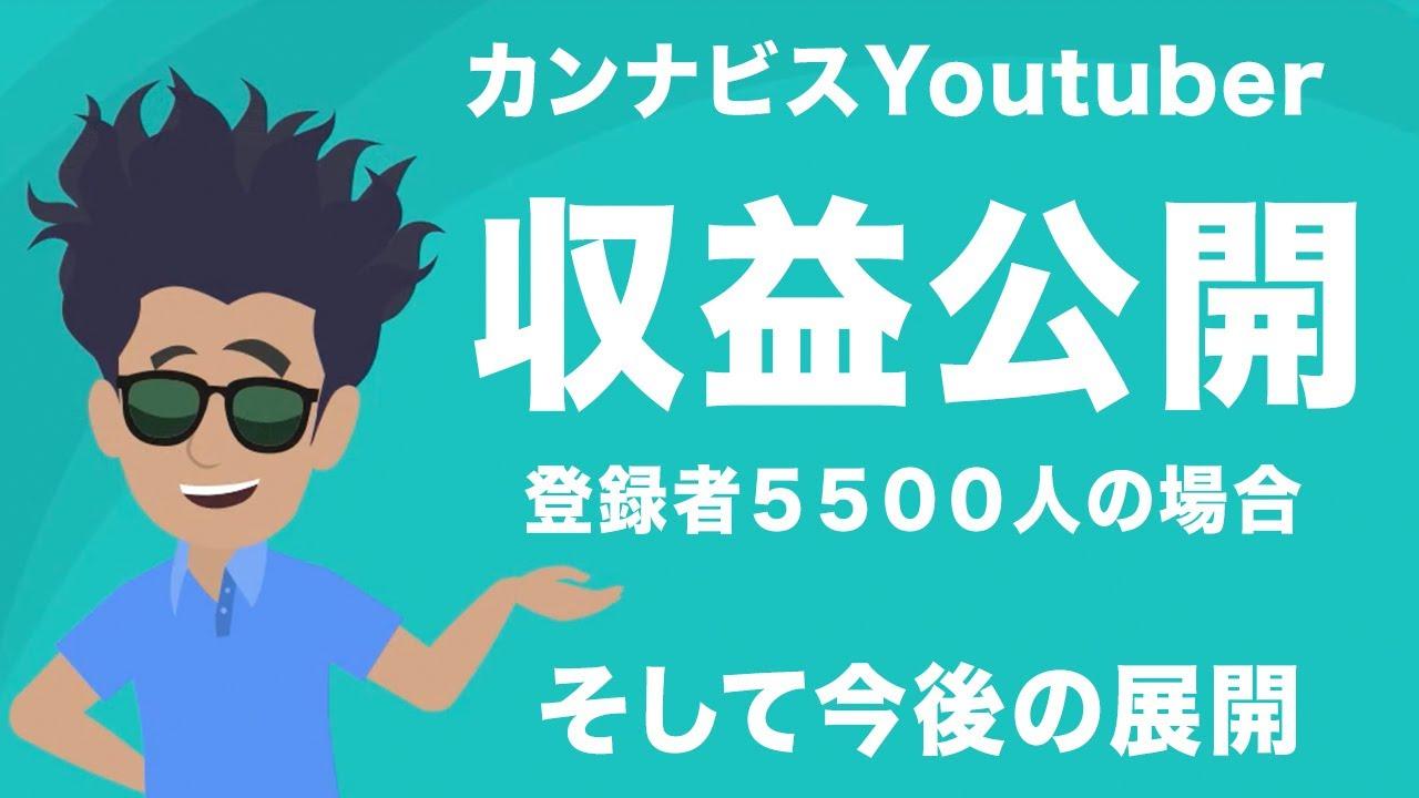 Youtubeの収益公開!そして今後の展開を発表します!