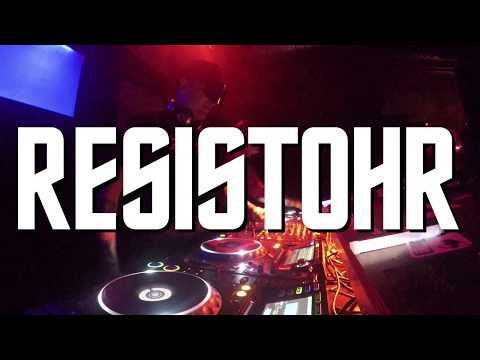 Resistohr B2B @ TAAT Episode #01 - Berlin - 03.11.2017