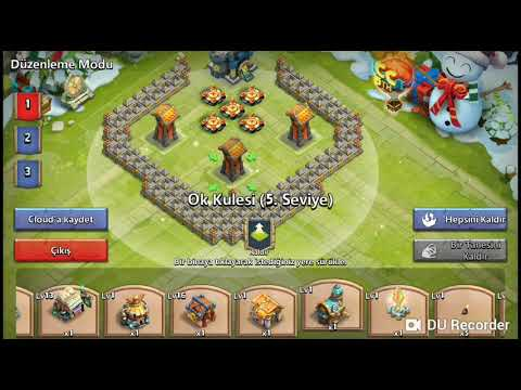 Castle Clash Town Hall 11 Base