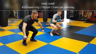 Promo LLB & team Loeffen kickboxing