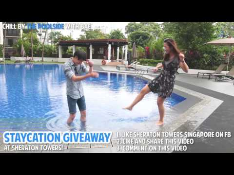 Sheraton Towers Singapore - Staycay Experience Out Of The Ordinary!