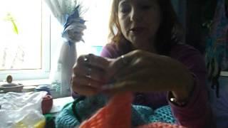 Вязание туники крючком
