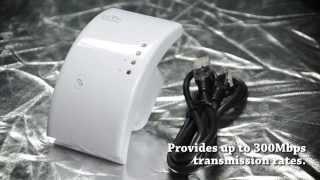 c1299 wireless n wifi repeater 802 11n b g network router range expander 300m 2dbi antennas