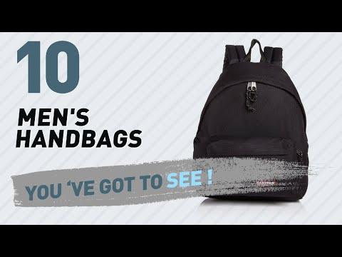 Handbags & Shoulder Bags, Top 10 Collection // Men's Fashion, UK 2017