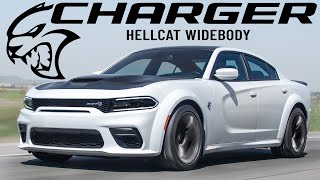 The 707 Horsepower Family Sedan - 2020 Dodge Charger Hellcat Widebody Review