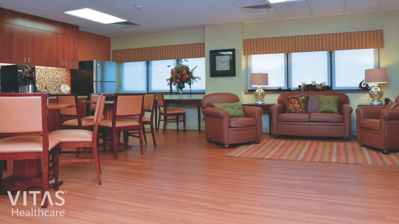 baylor scott white medical center carrollton vitas inpatient hospice unit tour youtube
