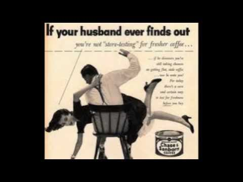 Sexist Ads (Pre and Post Feminist Movement) - YouTube