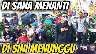 Download lagu Di Sana Menati Di Sini Menunggu||Terbaik La Ady Real Band Dan Adik Lina..Dua2 Suara Sedap