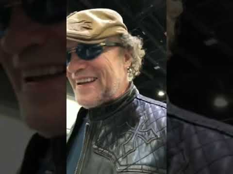 Michael Rooker live from Rhode Island Comic Con