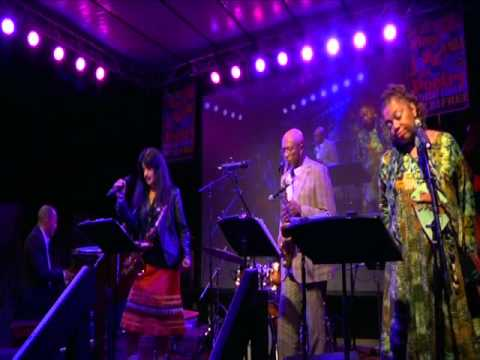 City of Asylum/Pittsburgh: Jazz Poetry Concert 2013
