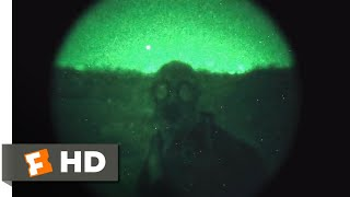 Area 51 (2015) - Sneaking Onto the Base Scene (4/10) | Movieclips