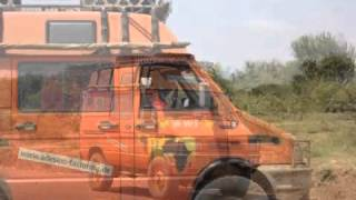Iveco Turbo Daily 4x4 in Afrika