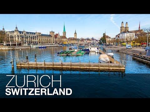 Heart of Europe | Zurich, Switzerland