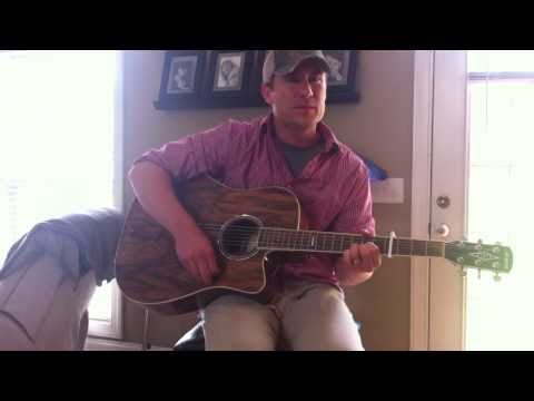 Craig Campbell family man acoustic cover