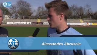 30.Spieltag, Wormatia Worms vs Stuttgarter Kickers-Spielbericht+Interviews
