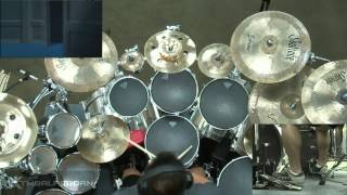 Scooby Doo Theme Drum Cover by Myron Carlos