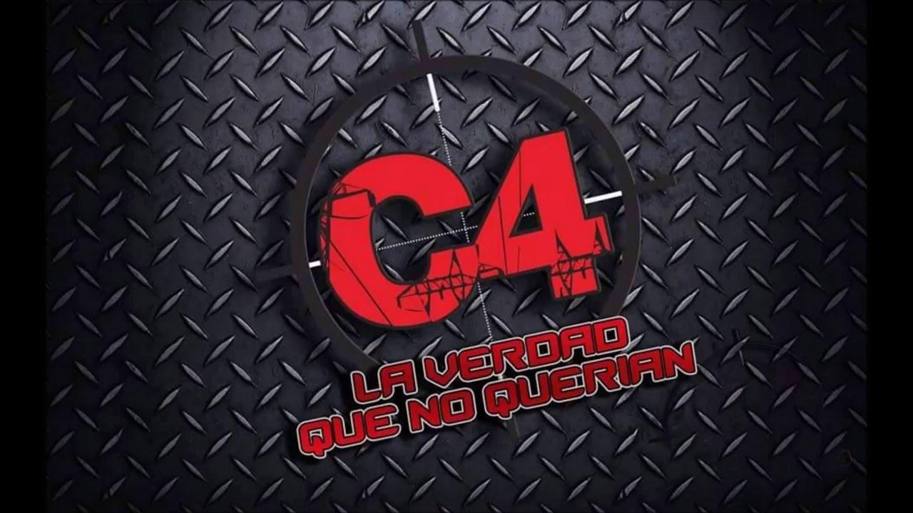 """Download C4 REGGAE COMBATIVO - """"LA VERDAD QUE NO QUERIAN"""" (2016)"""