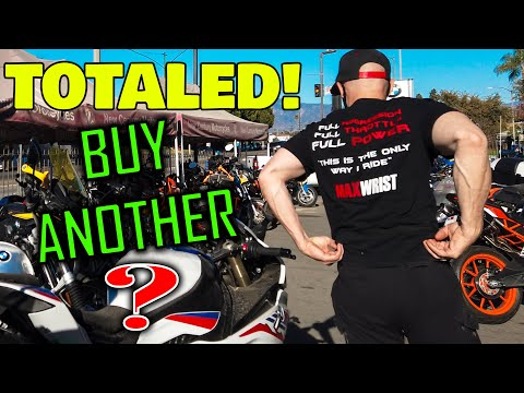 TOTALED BMW S1000RR   Should I Buy ANOTHER?