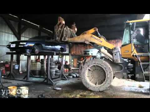 Junk Yard Orlando FL ABC Used Auto Parts - YouTube