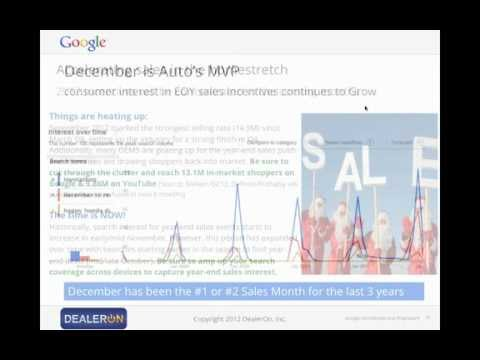 Expert from Google Helps You Prepare for Holiday Car Sales Online
