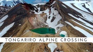 Tongariro Alpine Crossing - Vlog #50