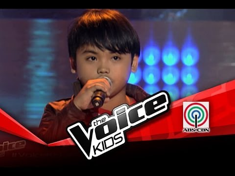 """The Voice Kids Philippines Blind Audition """"Just Give Me A Reason"""" by Gem"""