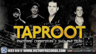 Taproot - Fractured (Everything I Said Was True) (Official Audio Stream) YouTube Videos