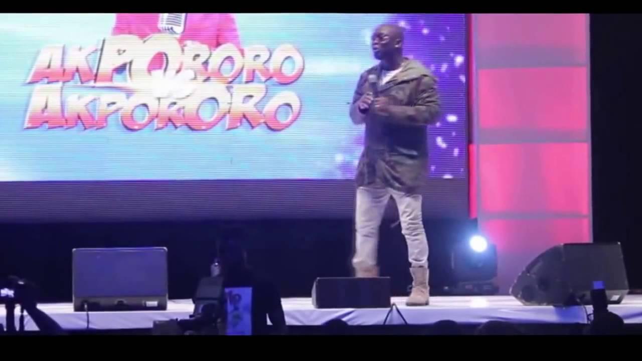 Download Seyi Law kiss Kate again! with Akpororo,, Gordons,  Akpororo vs Akpororo july  8, 2016 edition
