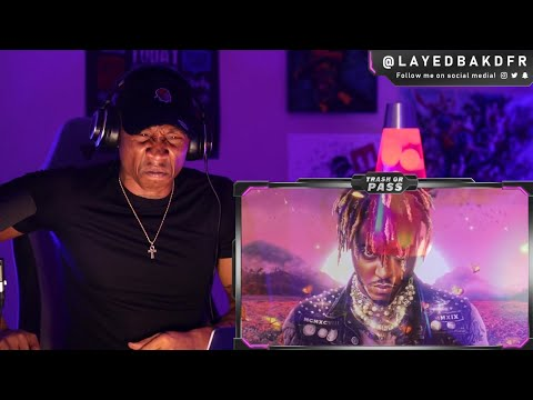 TRASH or PASS! Juice WRLD ( Wishing Well ) Legends Never Die [REACTION!!!]