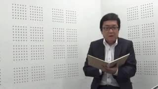 朗読「第四次元の男(海野十三)」④(大熊英司アナウンサー)
