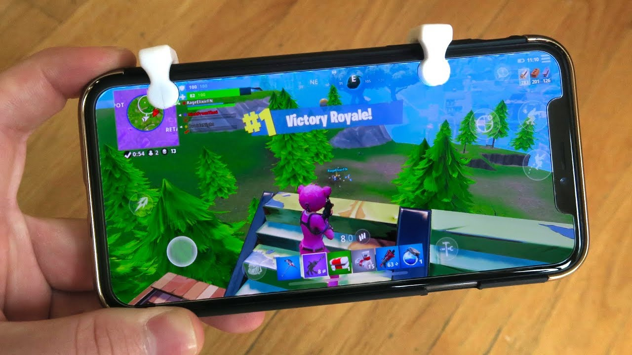 how to play fortnite mobile with controller