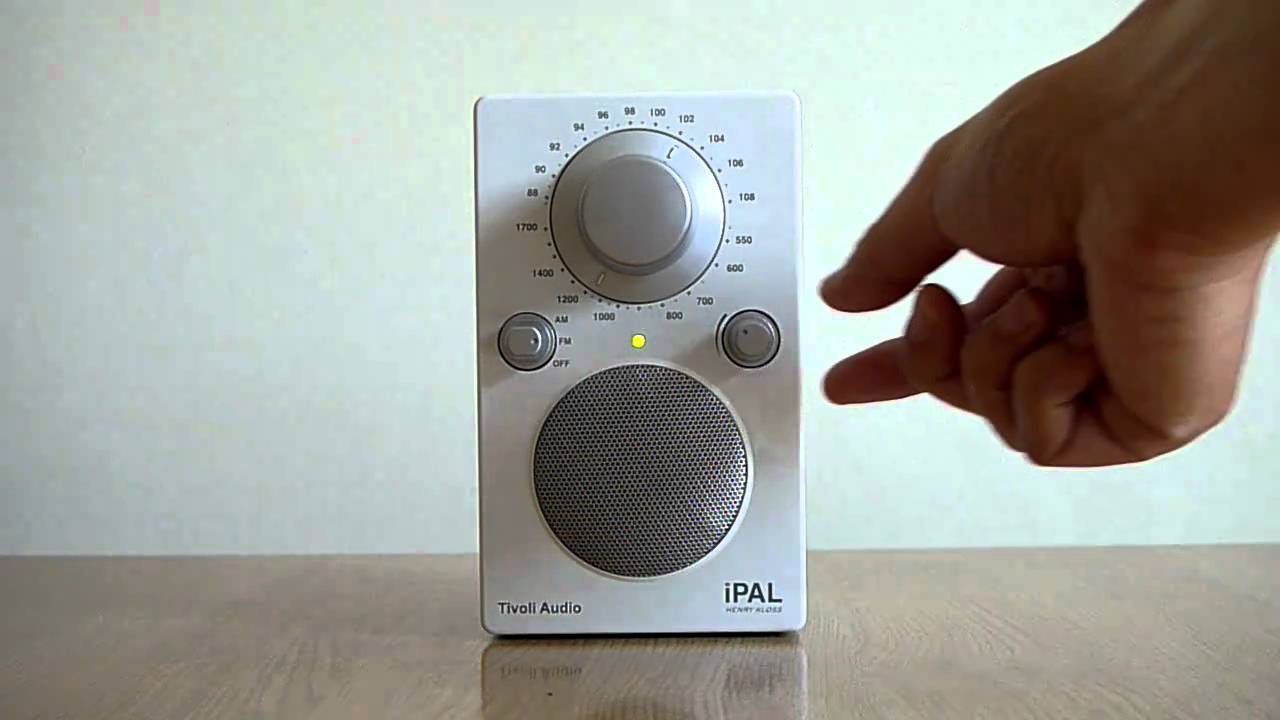 Tivoli Radio Pal Tivoli Audio Ipal