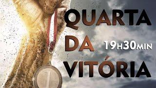QUARTA DA VITÓRIA - Pr. ROGGER FRIASÇA