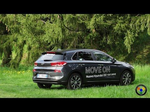 Hyundai i30 2017 1.6 CRDi 110 cv Test Drive