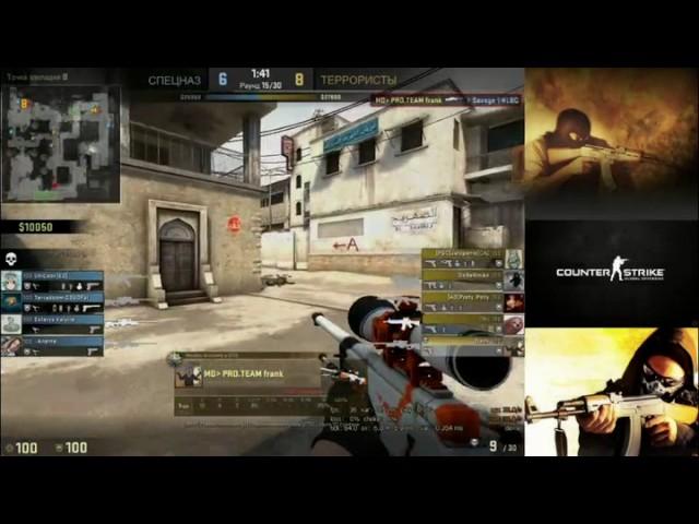 #3 Лучшие моменты из ММ Counter-Strike: Global Offensive