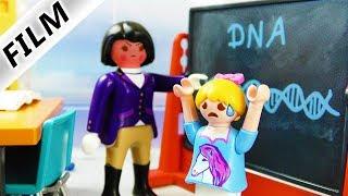 Playmobil Film deutsch | HANNAH IN STREBER KLASSE - Ist sie schlau genug? Kinderserie Familie Vogel