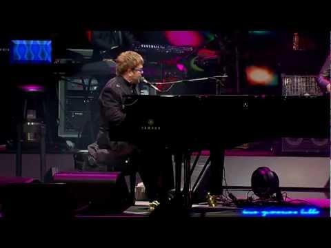 Elton John - Crocodile Rock feb 2013