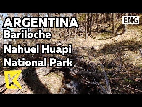 【K】Argentina Travel-Bariloche[아르헨티나 여행-바릴로체]나우엘우아피 국립공원/Nahuel Huapi National Park/Bambi/Comics